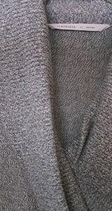 Athleta Dresses - Athleta XL surplice wrap sweater dress